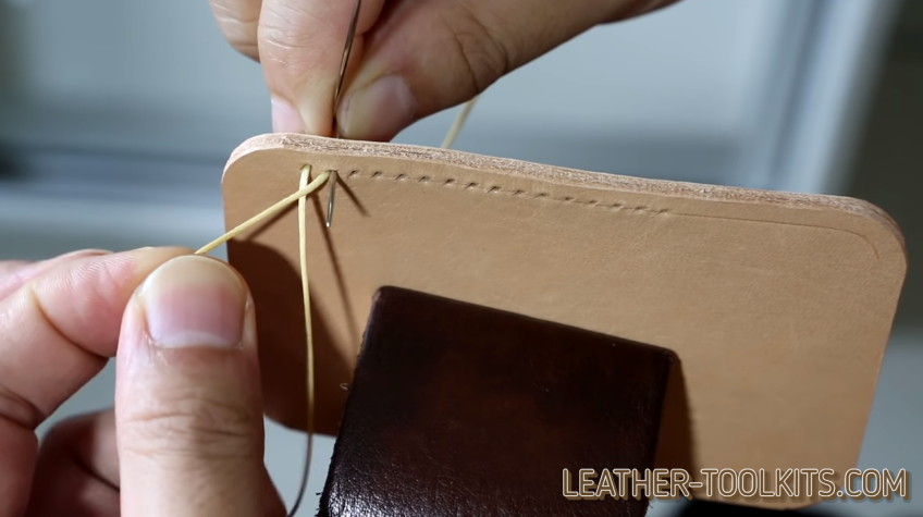 Sew Leather Material
