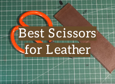 5 Best Scissors for Leather