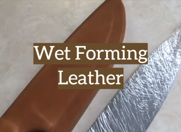 Wet Forming Leather