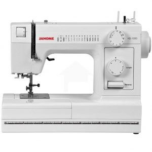 Janome HD1000 Heavy Duty Sewing Machine