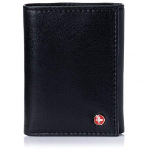 Alpine Swiss Trifold Wallet