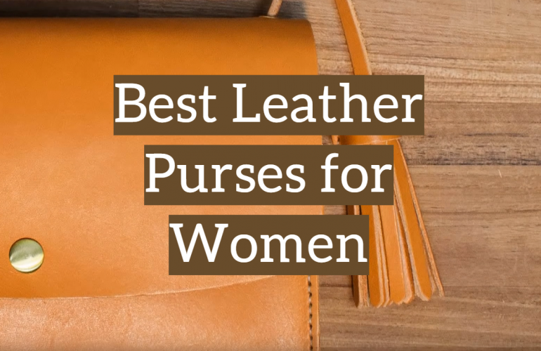 5 Best Leather Purses for Women