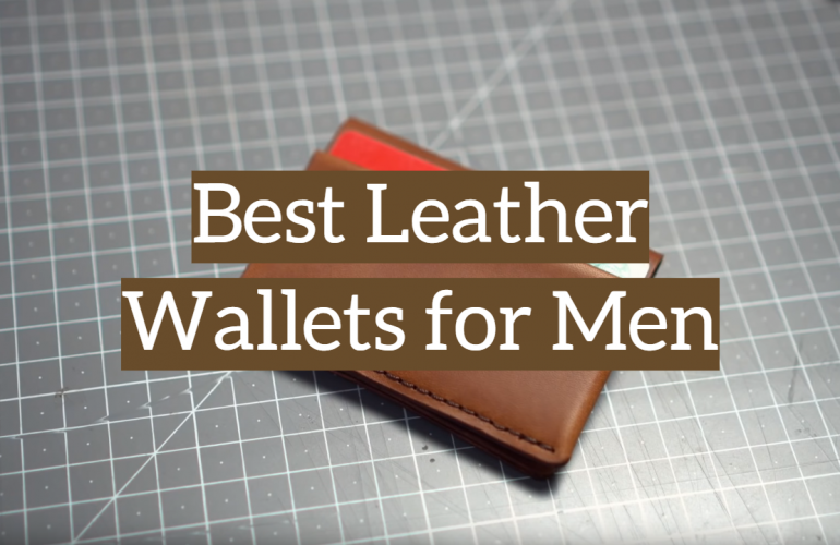 5 Best Leather Wallets for Men