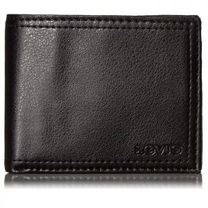 Levi's Men's Slim Bifold Wallet