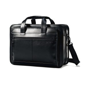 Durable Laptop Messenger Bag Briefcases Leather Mens Briefcase Tote First Layer Leather Business Briefcase Messenger Bag 13.3 Inch Laptop Bag Travel Bag Messenger Bag Briefcase With Zipper For Men