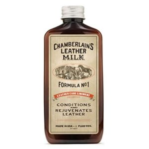 Leather Milk Conditioner and Cleaner