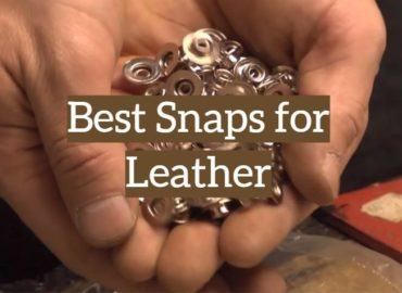 5 Best Snaps for Leather