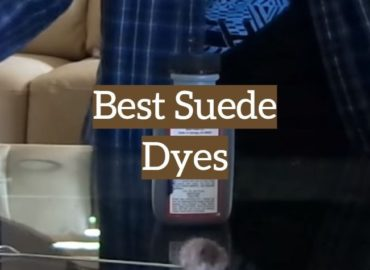 Best Suede Dyes
