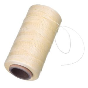 Leather Sewing Waxed Thread Cord