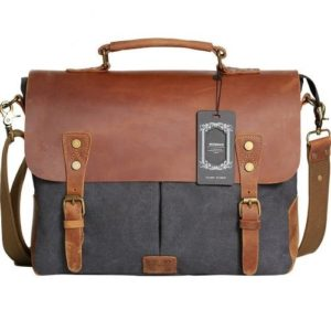 Wowbox Messenger Satchel Bag
