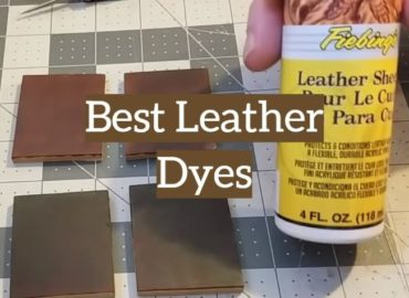 5 Best Leather Dyes