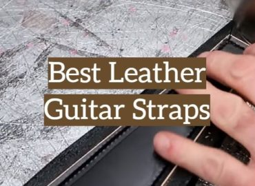 Best Leather Guitar Straps