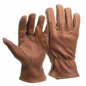 Buffalo Leather Work Gloves