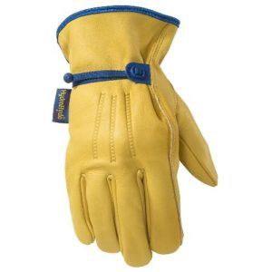 Men's HydraHyde Leather Work Gloves
