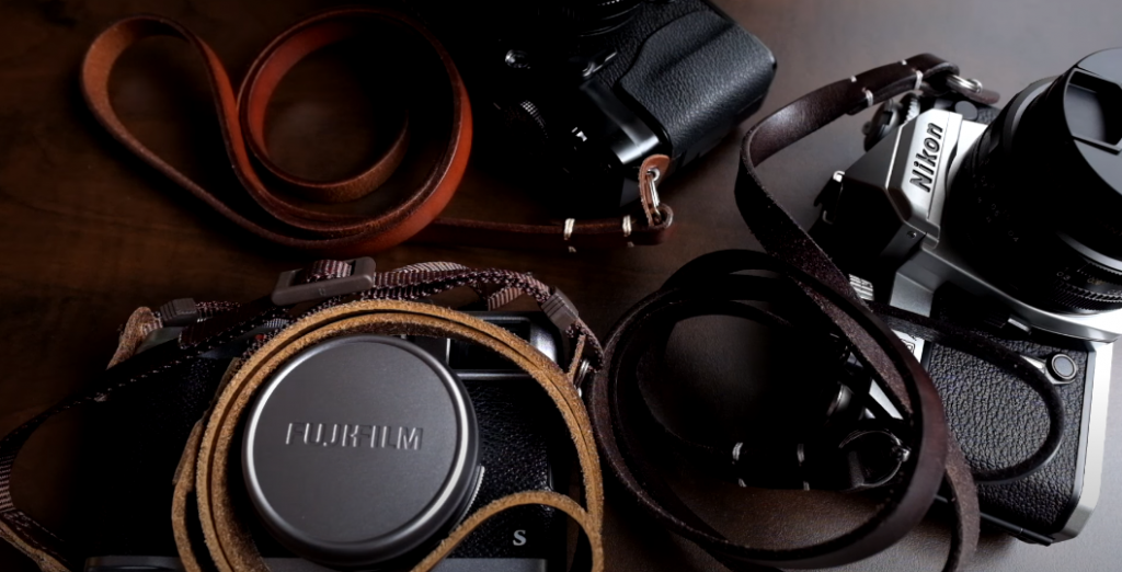 Best Leather Camera Straps - Buyer's Guide