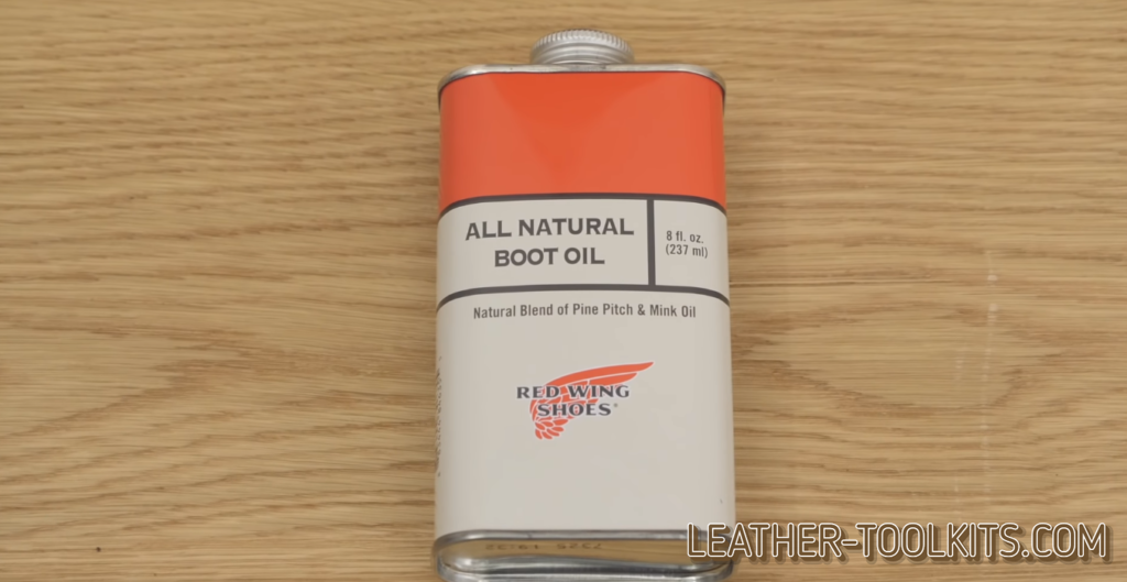 Boots Oil for Leather