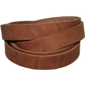 TOFL Leather Strap Medium Brown