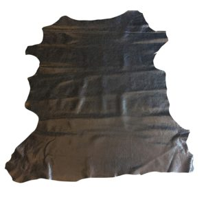 Black Leather Hide Scraps