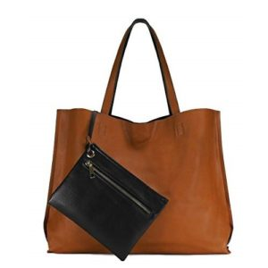Scarleton Stylish Reversible Tote Handbag for Women