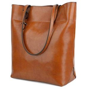 YALUXE Leather Tote Women