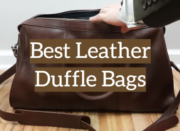 Best Leather Duffle Bags