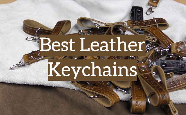 5 Best Leather Keychains