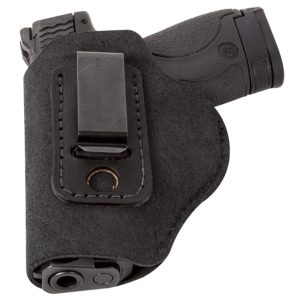Relentless Tactical The Ultimate Suede Leather IWB Holster - Made in USA