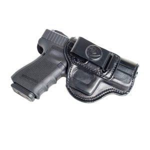 Inside The Waistband Leather Holster for Glock 19, 23