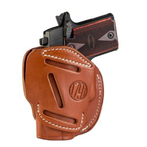 1791 GUNLEATHER 3-Way SIG P238 Holster - OWB CCW Holster Ambidextrous