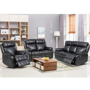 FDW Recliner Sofa Set