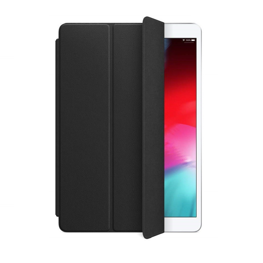 Apple Leather Smart Cover (for iPad Pro 10.5-inch) - Black