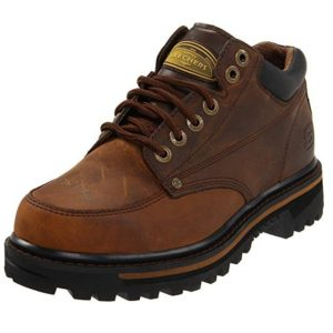 Skechers Mens Mariner Utility Boot