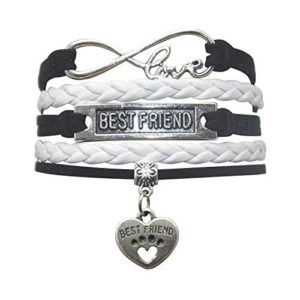 HHHbeauty Best Friend Friendship Bracelet Leather