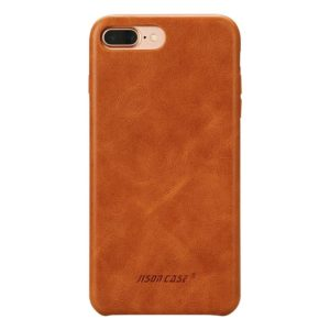 Jisoncase iPhone 7 Case Genuine Leather