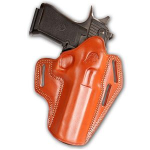 MASC HOLSTERS Premium The Ultimate Leather OWB Pancake Holster fits