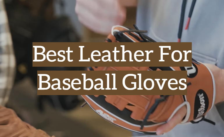 5 Best Leather For Baseball Gloves