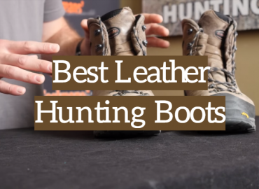 5 Best Leather Hunting Boots