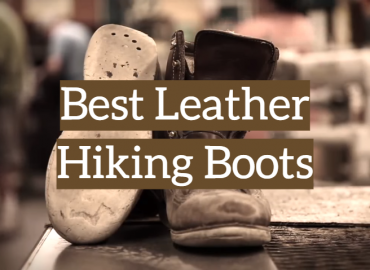 5 Best Leather Hiking Boots