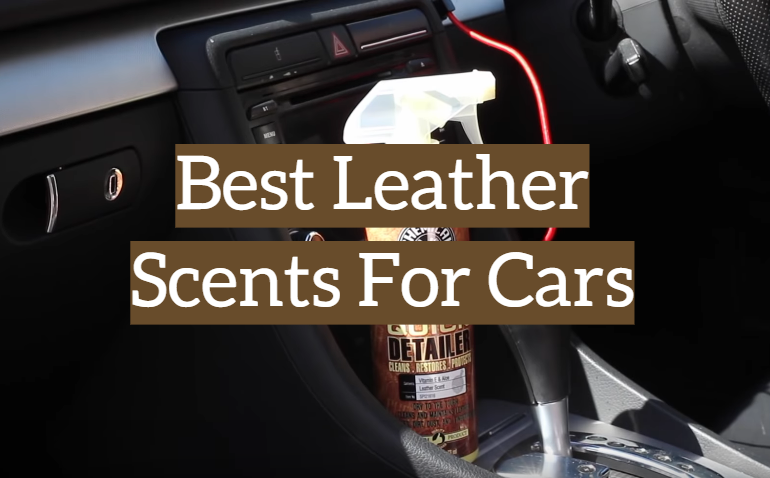 5 Best Leather Scents For Cars