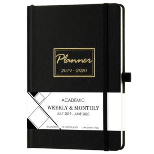 Clearance Sale! Planner 2019-2020 - Academic Weekly & Monthly Planner