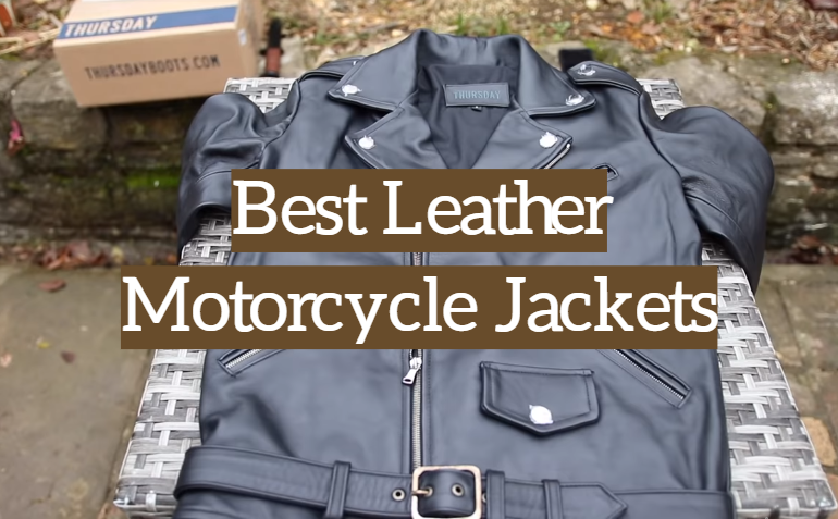 5 Best Leather Motorcycle Jackets