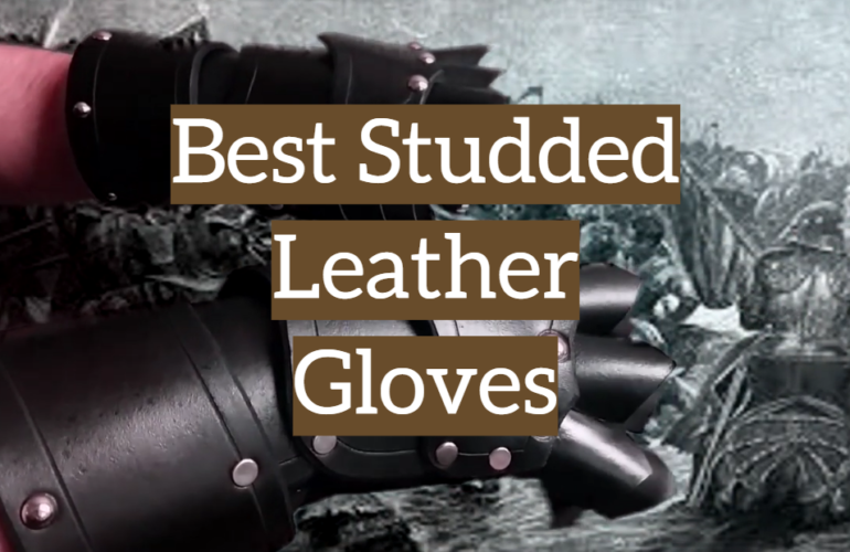 5 Best Studded Leather Gloves
