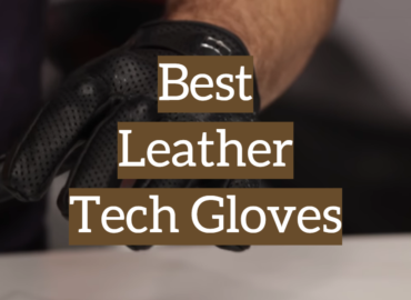 Best Leather Tech Gloves