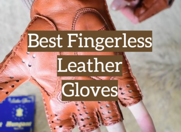 5 Best Fingerless Leather Gloves
