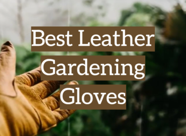 Best Leather Gardening Gloves