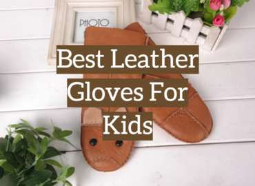 5 Best Leather Gloves For Kids