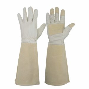 HANDLANDY Pruning Gloves Long for Men & Women