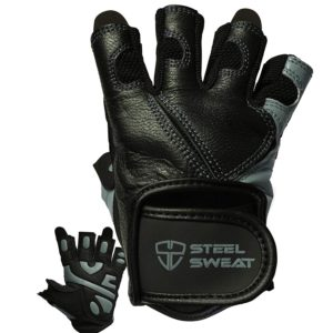 Steel Sweat Workout Gloves