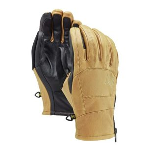Burton Mens AK Leather Tech Glove