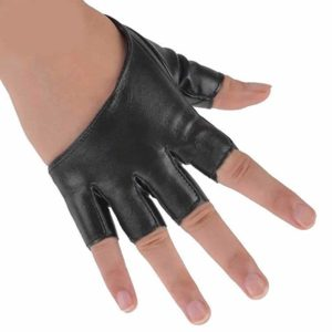 Froomer Women Half Finger Gloves Fingerless Mittens